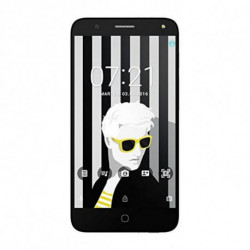 Alcatel Handy Pop 4 5 4G 8 GB Quad Core Weiß