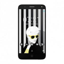 Alcatel Telefono Cellulare Pop 4 5 4G 8 GB Quad Core Bianco