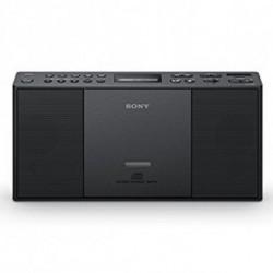 Sony Micro-Hi-Fi-System ZS-PE60 Schwarz