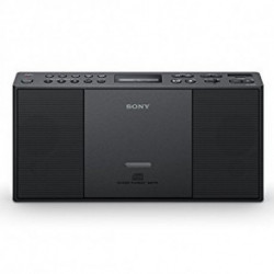 Sony ZS-PE60 Numérique 2,2 W Noir