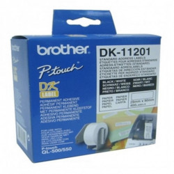 Brother Étiquettes d'adresse standard