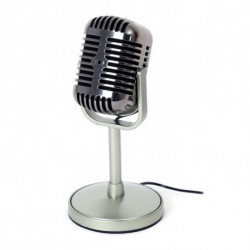 Omega Microfono da Tavolo Freestyle FHM2030