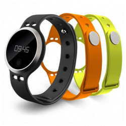 ORA Activity Bangle FIT 2 OSB006-F2B 0.82 Bluetooth 4.2 IP65 Android /iOS 23 g Black