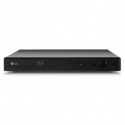 LG BP250 leitor de DVD/Blu-Ray Leitor de Blu-Ray Preto