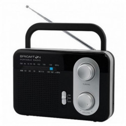 BRIGMTON Radio transistor BT 250 Noir