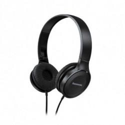 Panasonic Auriculares RP-HF100E-K Preto