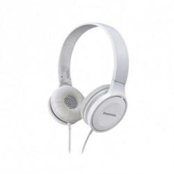 Panasonic Headphones RP-HF100E-W White