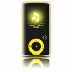 Brigmton BPA-81 MP4 player Black,Yellow 8 GB