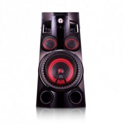 LG OM5560 Home-Stereoanlage Home-Audio-Minisystem Schwarz 500 W
