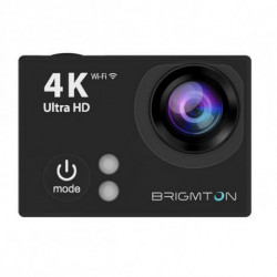 Brigmton BSC-9HD4K Actionsport-Kamera 4K Ultra HD 12 MP WLAN 64 g