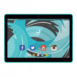 Brigmton BTPC-1019 tablet Allwinner A33 16 GB Negro, Azul