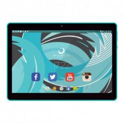 Brigmton BTPC-1019 Tablet Allwinner A33 16 GB Schwarz, Blau