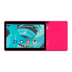 Brigmton BTPC-1019 Tablet Allwinner A33 16 GB Schwarz, Pink