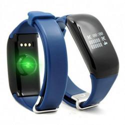 Brigmton BSPORT-14 Wristband activity tracker Black IP67 OLED 1.75 cm (0.69)