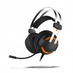 Krom Auriculares con Micrófono Gaming Kode 7.1 Virtual NXKROMKDE