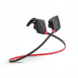 Energy Sistem Auricular Deportivo con Micrófono Sport Bluetooth Rojo