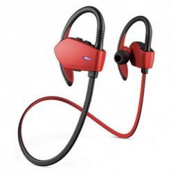 Energy Sistem Sport-Headset mit Mikrofon Sport 1 Bluetooth Rot