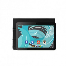 "BRIGMTON Tablet com Capa BTPC-1021N+BTAC108N 10.1"" IPS 1 GB RAM 16 GB Android 5.1 Lollipop Quad Core Preto"