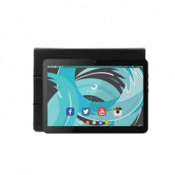 """BRIGMTON Tablet mit Hülle BTPC-1021N+BTAC108N 10.1"""" IPS 1 GB RAM 16 GB Android 5.1 Lollipop Quad Core Schwarz"""