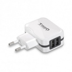 TooQ TQWC-1S02WT mobile device charger Indoor White