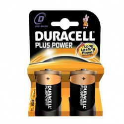 Duracell Plus Power Single-use battery D Alcalino