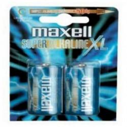 Maxell Alkaline Batteries MXBLR14 C 1.5V MN1400 (2 pcs)