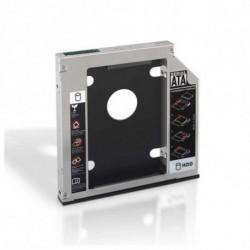 NANOCABLE Adattatore in Metallo per 2 Hard Disk (3.5/8,89 cm) 10.99.0102