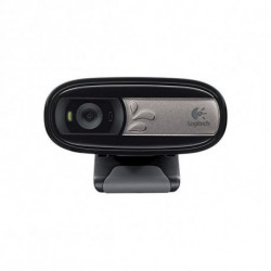 Logitech C170 webcam 5 MP 640 x 480 pixels USB 2.0 Noir