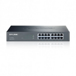 TP-Link Cabinet Switch TL-SG1016D 16P Gigabit