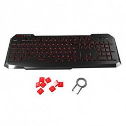 Mars Gaming MK116 tastiera USB Nero