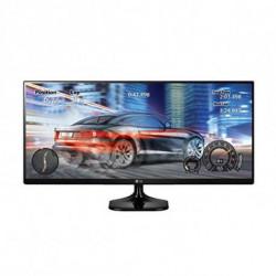 LG 25UM58-P LED display 63.5 cm (25) QXGA Flat Black