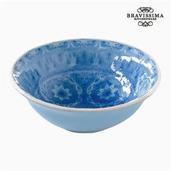 Bol Porcelaine Bleu by Bravissima Kitchen