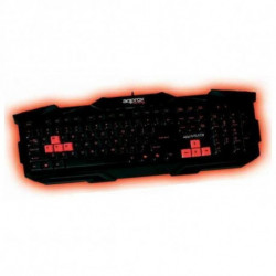 approx! Gaming Keyboard APPWRATH Black Red
