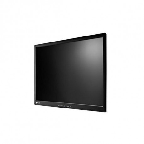LG 19MB15T-I touch screen monitor 48 3 cm (19) 1280 x 1024 pixels Black  Multi-touch Tabletop Monitors