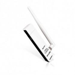 TP-LINK WN722N Adaptateur High Gain 1T1R 4dBi 150N USB