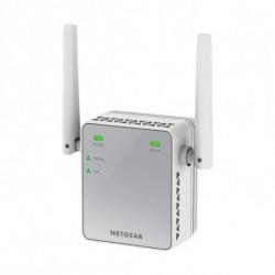 Netgear EX2700-100PES moltiplicatore di rete Network repeater Bianco