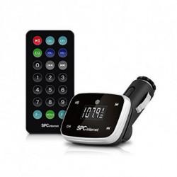 SPC Lettore MP3 per Auto 8150N LCD SD USB Nero