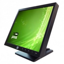 10POS Monitor com tela tátil TS-17UN 17 LCD VGA Standard-USB