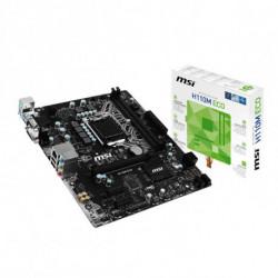 MSI H110M ECO motherboard LGA 1151 (Socket H4) Micro ATX Intel® H110