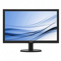 Philips Monitor LCD com SmartControl Lite 243V5LHSB/00