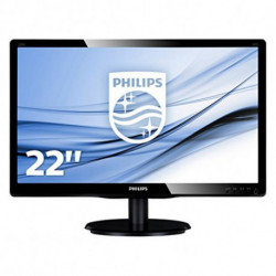 Philips 223V5LSB2 Monitor 21.5 Led 16:9 5ms Slim