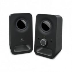 Logitech Z150 haut-parleur 6 W Noir