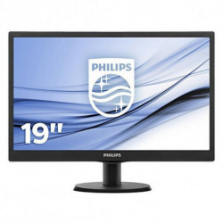 Philips 193V5LSB2 Monitor 18.5 Led 16:9 5ms