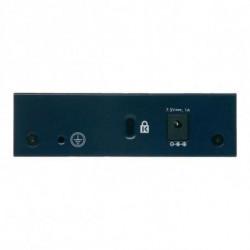 Netgear GS105 Unmanaged Gigabit Ethernet (10/100/1000) Blau