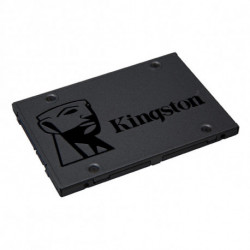 Kingston Technology A400 disque SSD 2.5 480 Go Série ATA III TLC