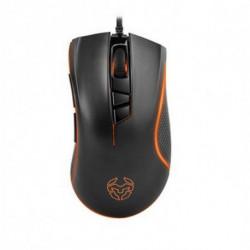 Krom LED Gaming Mouse Khuno Khuno 400 dpi/5000 dpi Black