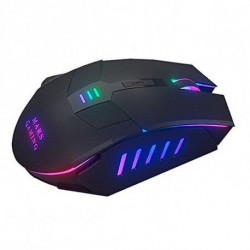 Mars Gaming MM116 mouse USB Ottico 3200 DPI Ambidestro