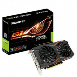 Gigabyte GV-N105TG1GAMING-4GD GeForce GTX 1050 Ti 4 Go GDDR5