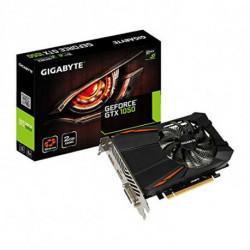 Gigabyte GV-N1050D5-2GD placa de vídeo GeForce GTX 1050 2 GB GDDR5
