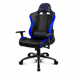 DRIFT Gaming-Stuhl DR200BL 90-160º Schaum PU Schwarz Blau